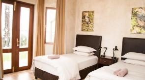 Makgoro Lodge Bedroom