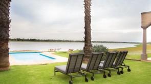 Makgoro Lodge Pool & Dam